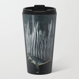 zebrex - the tyrex who wanted to become a zebra  Travel Mug
