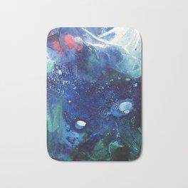 Bright Ocean Life, Tiny World Collection Bath Mat