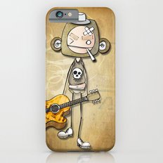 guitar chimp iPhone 6s Slim Case