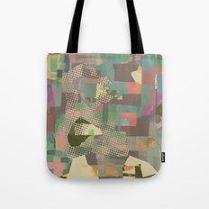Abstract Painting No. 11 Tote Bag