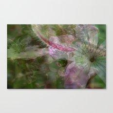 Flower Collage 2 Canvas Print