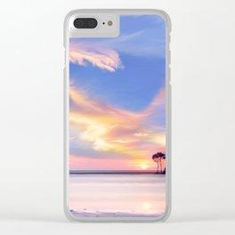 Ardor coast Clear iPhone Case