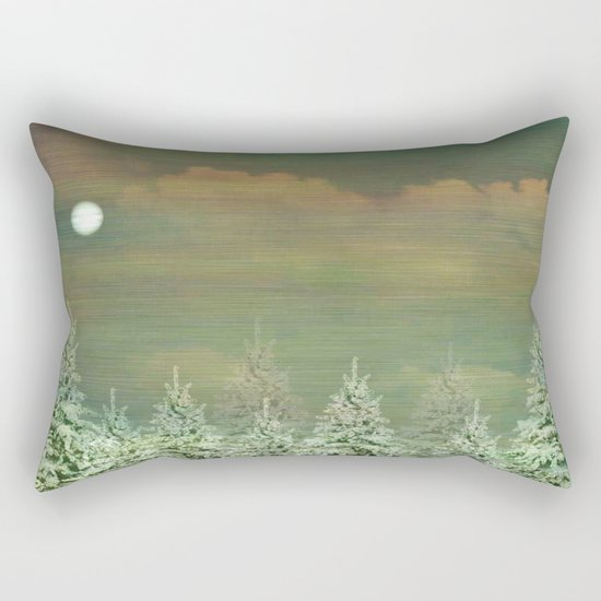 The Magic Of Nature  Rectangular Pillow