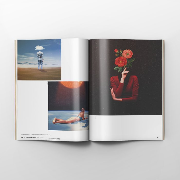 Society6 Art Quarterly / No.2.3 Editions