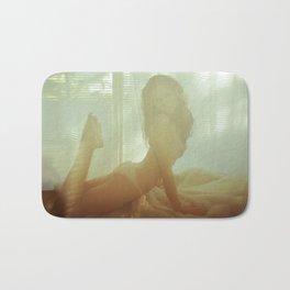 Vintage Girl - Erotic Art Bath Mat