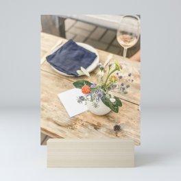 Sonoma Setting  Mini Art Print