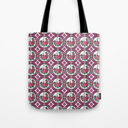 Xyta Pattern Tote Bag