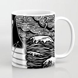 Umibōzu 海坊主 Coffee Mug