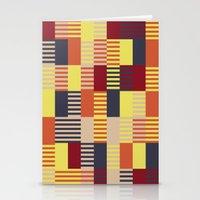 bauhaus Stationery Cards featuring Bauhaus by ohkj