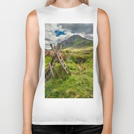 Stile To Tryfan Mountain Biker Tank