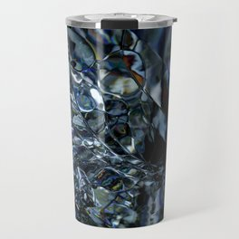 This glass is shattered Travel Mug