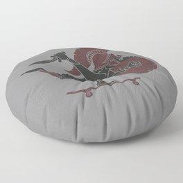 This is Skataaaaahhhh! Floor Pillow