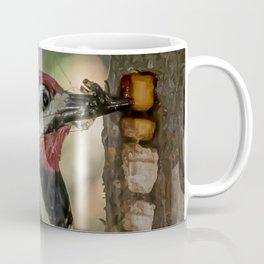 Sapsucker with bugs Coffee Mug