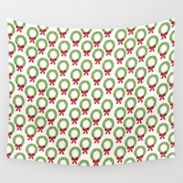 Wreath Pattern Wall Tapestry
