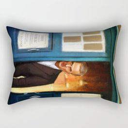 """Sometimes the only choices you have are bad ones, but you still have to choose."" Rectangular Pillow"