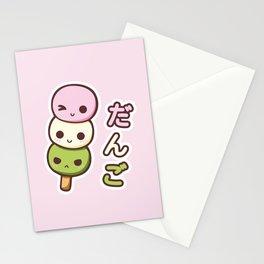 Dango Stationery Cards