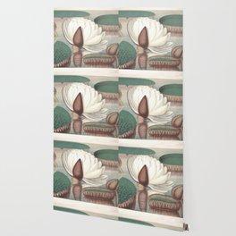 Amazon Water Lily Wallpaper