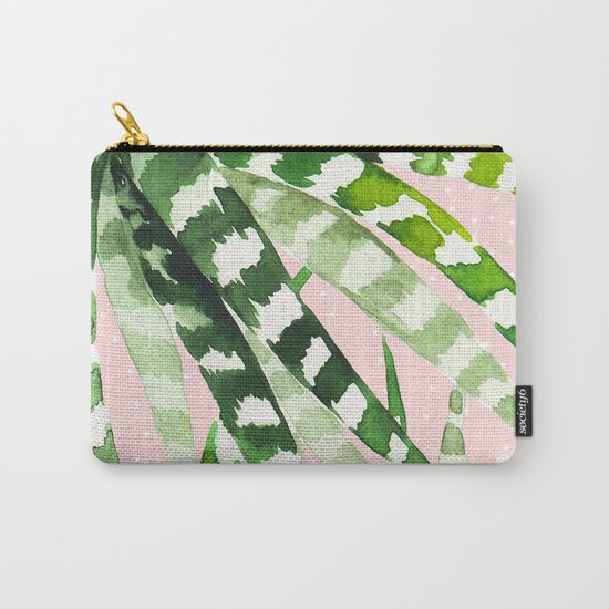 CACTUS WATERCOLOR 02 Carry-All Pouch