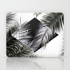Palm Leaves 3 Geometry Laptop & iPad Skin
