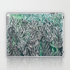 Snow Pines (Green) Laptop & iPad Skin