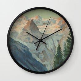 Trafoi Wall Clock