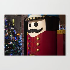 Toy Solider Canvas Print