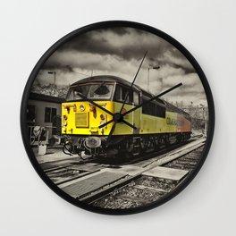 The Class 56  Wall Clock