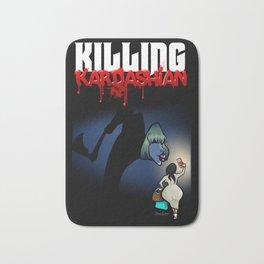 Killing Kardashian Front Cover Art Bath Mat