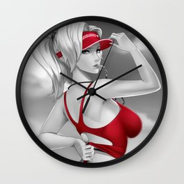Mercy Wall Clock