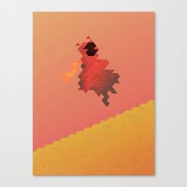 Journey. Canvas Print