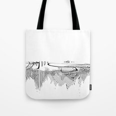 panorama Tote Bag