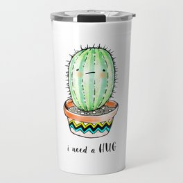 I Need a Hug Travel Mug