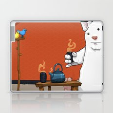 Tea for Three Laptop & iPad Skin