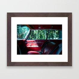 Deer Isle Framed Art Print