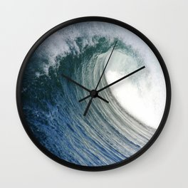 Hollow Dayz * Huntington Beach Pier Wall Clock