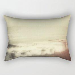 North Sea Rectangular Pillow