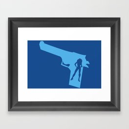 Mystique Framed Art Print