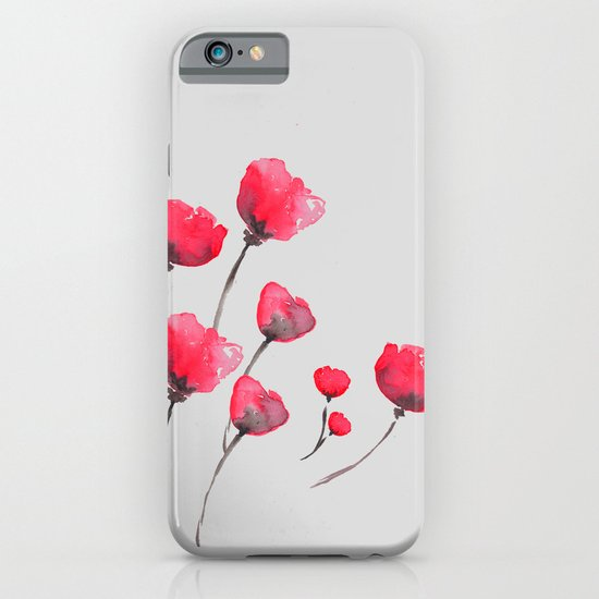 POPPIN' POPPIES  iPhone & iPod Case
