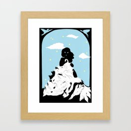 The Bird Eaters Framed Art Print