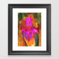MUSE 1 Framed Art Print