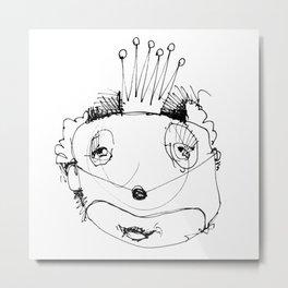 clowns in crowns #14 Metal Print