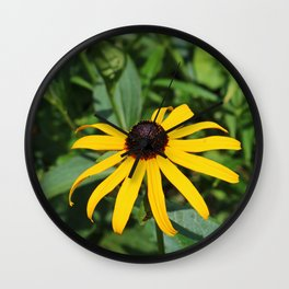 Forget the Regrets Wall Clock
