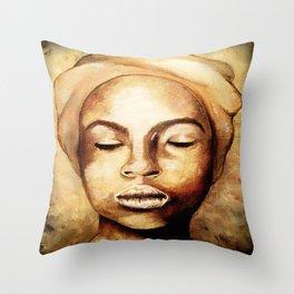 Breaking Wonder Throw Pillow