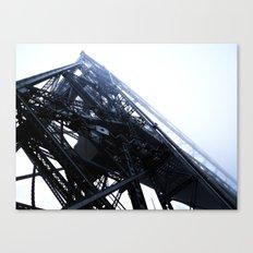 Foggy Lift #1 Canvas Print