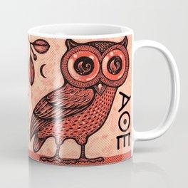 Athena's Owl Coffee Mug
