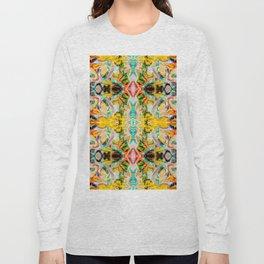 Golden Passionfruit & Grape Long Sleeve T-shirt