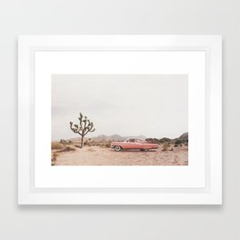 California Living Framed Art Print