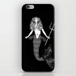 Mermaid Fashion iPhone Skin
