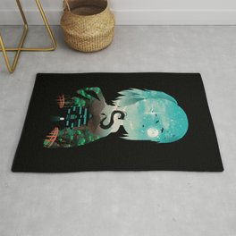 Midnight Spirit Rug