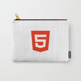 HTML5 Brand Launch Carry-All Pouch